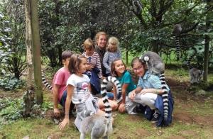 Entradas al Zoo de Santillana