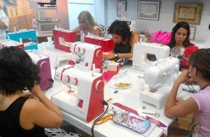 Curso de iniciación a la costura y reciclaje de prendas