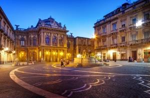 Catania: 4 días Hotel 4*