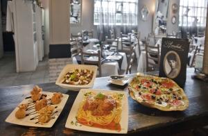 Menú italiano para 2 personas en L'Arrabbiata