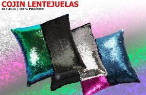 Cojines de Lentejuela