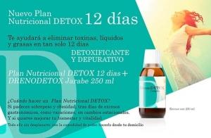 ¡Nuevo Plan Nutricional DETOX SPORT!