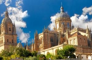 Salamanca 4*: 2 noches + AD + Museo