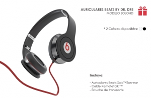 Auriculares Beats SoloHD By Dr. Dre