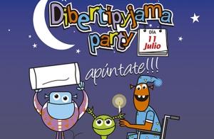 Dibertipyjama Party en Dibertipark