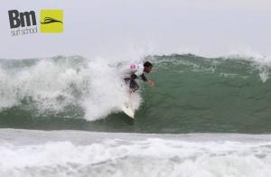 1 ó 2 clases de surf en Laredo