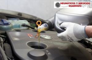 Cambio de aceite y filtro para tu vehículo