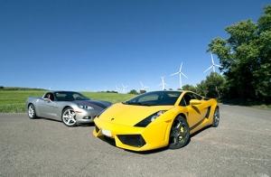 Conduce un Ferrari, Lamborghini, Porsche...