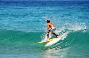 Clases de Surf de 3 horas en Somo para 1, 2 ó 4 personas